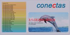 Toner 3.1-CE285A-4PACK kompatibel mit HP CE285A