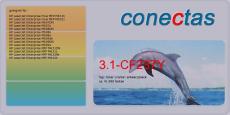 Toner 3.1-CF237Y kompatibel mit HP CF237Y / 37Y