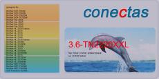 Toner 3.6-TN2220XXL kompatibel mit Brother TN-2220