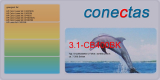 Druckkassette 3.1-CB400BK kompatibel mit HP CB400A