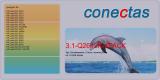 Druckkassette 3.1-Q2612X-4PACK kompatibel mit HP Q2612A