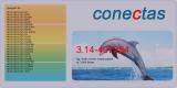 Toner 3.14-407254 kompatibel mit Ricoh 407254