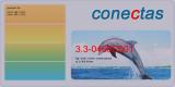 Toner 3.3-0460C001 kompatibel mit Canon 0460C001 / 040bk