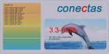 Toner 3.3-052h kompatibel mit Canon 052h / 2200C002
