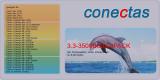 Druckkassette 3.3-3500B002-4PACK kompatibel mit Canon 3500B002