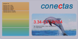 Resttonerbehälter 3.34-CLT-W504 kompatibel mit Samsung CL - EOL