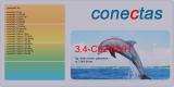 Toner 3.4-C5240YH kompatibel mit Lexmark C5240YH