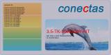 Toner 3.5-TK-590KCMY-KIT kompatibel mit Kyocera TK-590K / Rainbow Kit (4er Pack)