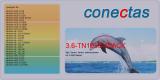 Toner 3.6-TN1050-4PACK kompatibel mit Brother TN-1050